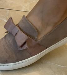 Deichmann púder cipő