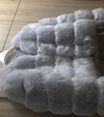 Téli műszörme kabát