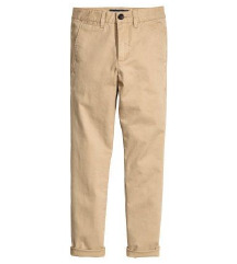 Chinos/beige cotton pants