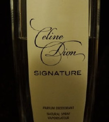 CELINE DION Signature Natural Spray