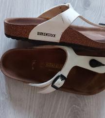 Eredeti Birkenstock bőr papucs