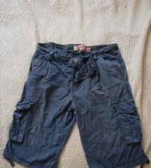 Kék férfi bermuda nadrág