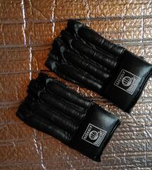 Székely Budosport zsákolókesztyű, S, fekete, bőr