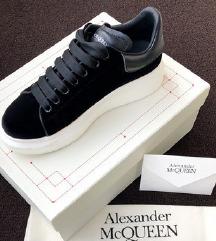 Alexander McQueen Velvet cipő