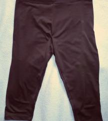 Karrimor fekete - pink fitness nadrág