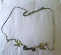 Madaras nyaklánc