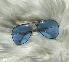 kék divatszemüveg