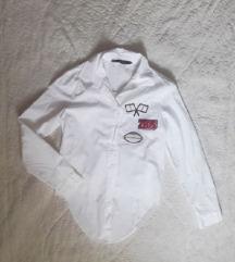 🎀 ZARA fehér felvarrós ing S-es 🎀