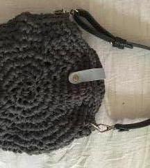 Nyári körtáska ,Horgolt táska(Saját készitésű)
