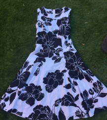 H&m midi ruha vintage