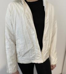 Fehér sí kabát