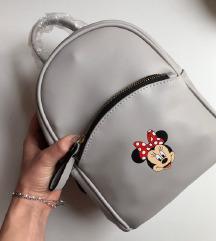 Szürke Disney  Minnie hátizsák