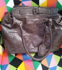 Olasz bőr Zandonella táska