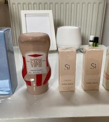 Parfüm, Parfüm testápoló