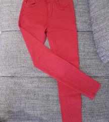 ÚJ piros nadrág