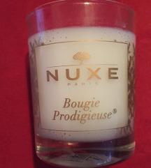 Nuxe prodigeuse olaj- spa illatgyertya, új, 70 gr!