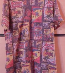Superman Képregényes póló - Akció