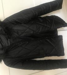 Pepco pufi fekete dzseki 36