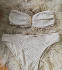 Vajszínű H&M bikini