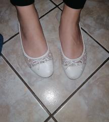 Nyári balerina cipő.