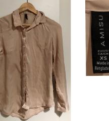 S-es Amisu vajszínű ing