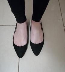 Fekete balerina cipō