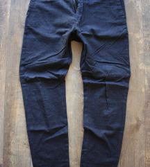 ' H&M' szűk szárú férfi vászon nadrág, 33/32-es