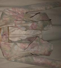 Batikolt hatású kabát