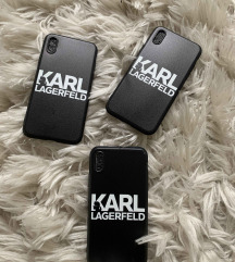 UTOLSÓ DARAB ---- Karl Lagerfel iPhone X tok