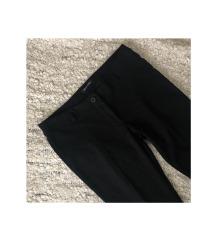 Fekete egyszerű chino nadrág
