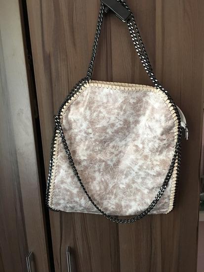 Láncos táska (Stella Mccartney Falabella replika)