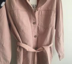 Zara új rózsaszín farmerkabát ‼️Fox az arban
