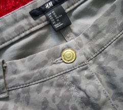 H&M szürke leopárdos nadrág