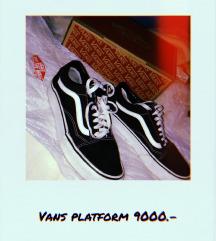 Vans platform