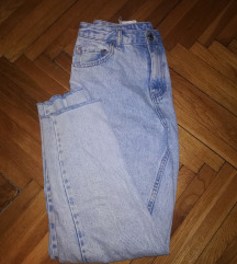 Pull and Bear Mom Jeans 38