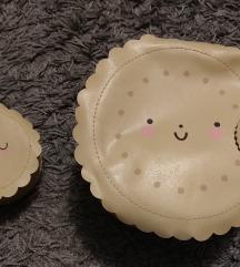 Women'secret neszeszer szett 2 db-os keksz alakú