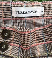 Terranova kockás nadrág