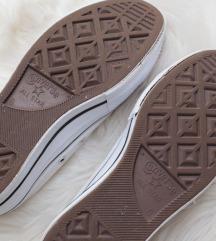 (saját képek) CONVERSE Platform Fehér Sneakers