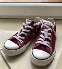 Vadiúj bordó Converse cipő, 36-os méret!