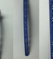 Kék lyukacsos öv