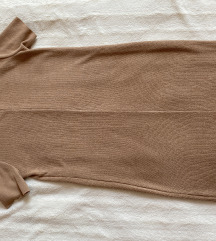 Zara hosszú kötött pólóruha