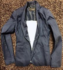 Reserved sötétkék tavaszi kabátka
