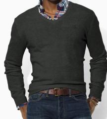 FireTrap szürke pulóver XL méret