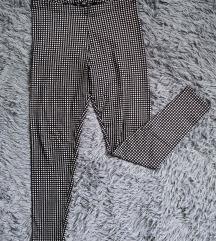 F&F kockás leggings