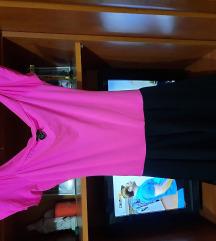 Új my77 rózsaszín ruha m