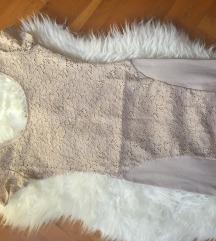 Bershka elegáns csipkés ruha