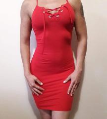 Piros miniruha