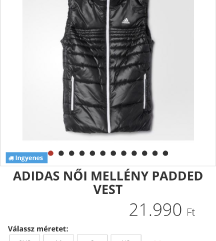 Adidas mellény