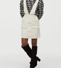 H&M kantáros szoknya  XXS-XS