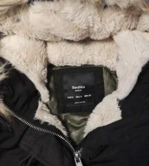 Berska fekete téli meleg párka